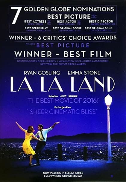 Image result for lala land poster