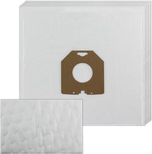 Spares2go gamuza de microfibra bolsas y filtro para Philips ...
