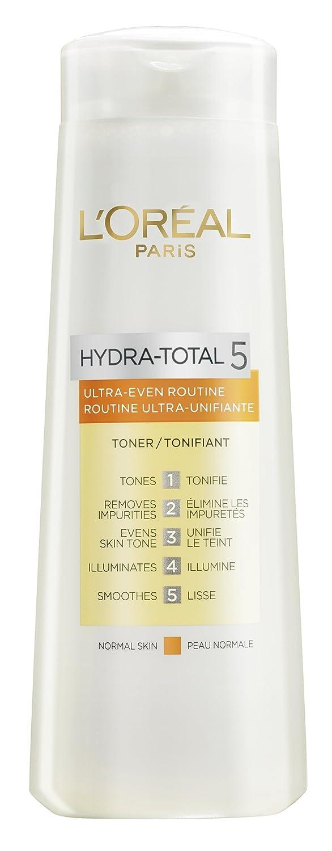 L'Oréal Paris Hydra-Total 5 Ultra-even Toner, for normal skin, 200ml L'Oreal Paris