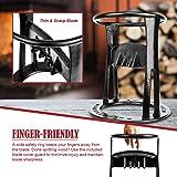 Mighty Hand Kindling Splitter XL, Cast Iron