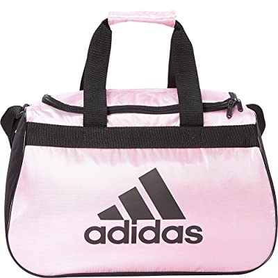 adidas Diablo Small Duffel Limited Edition Colors- Exclusive (Gala Pink/Black)