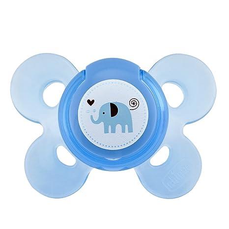 Chupete Physio Comfort 0 m + azul edición limitada: Amazon ...