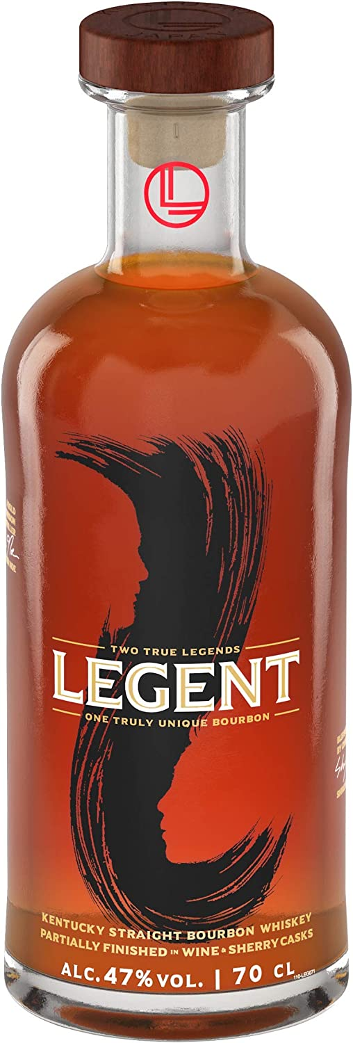 Legent Premium Kentucky Straight Bourbon Whisky