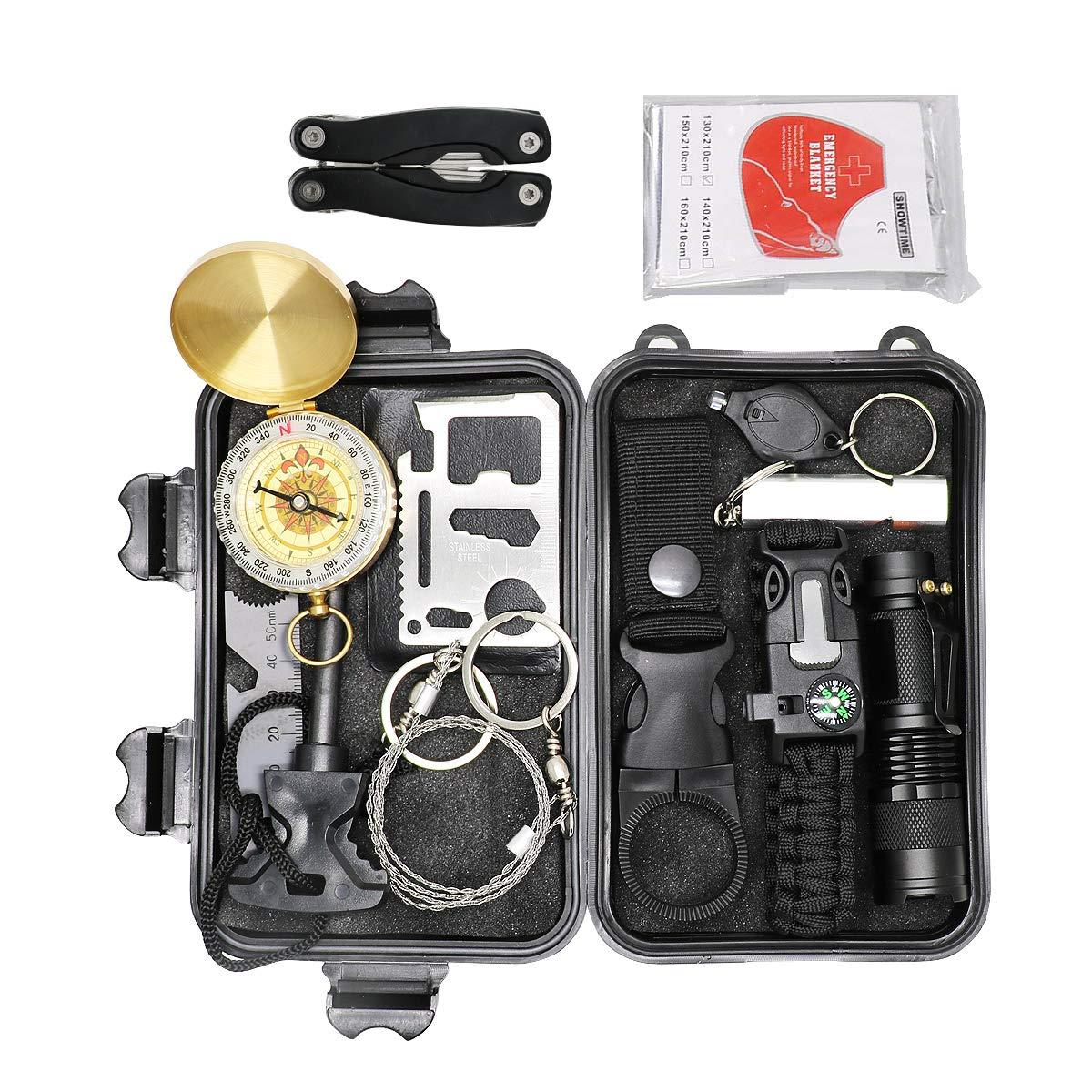 Regatta Lightweight Keyring Keychain Whistle for Camping Survival Walking