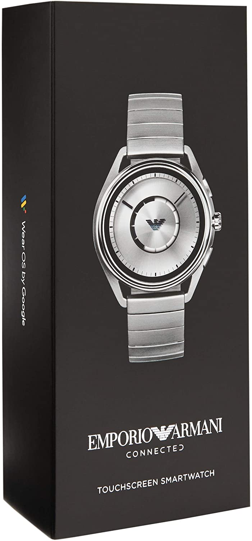 ef9cee8ecf Amazon | [エンポリオ アルマーニ]EMPORIO ARMANI 腕時計 MATTEO TOUCHSCREEN SMARTWATCH  ART5006 メンズ 【正規輸入品】 | 腕時計 | 腕時計 通販