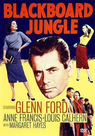 Amazon.co.jp: Blackboard Jungle [DVD] [1955]: DVD