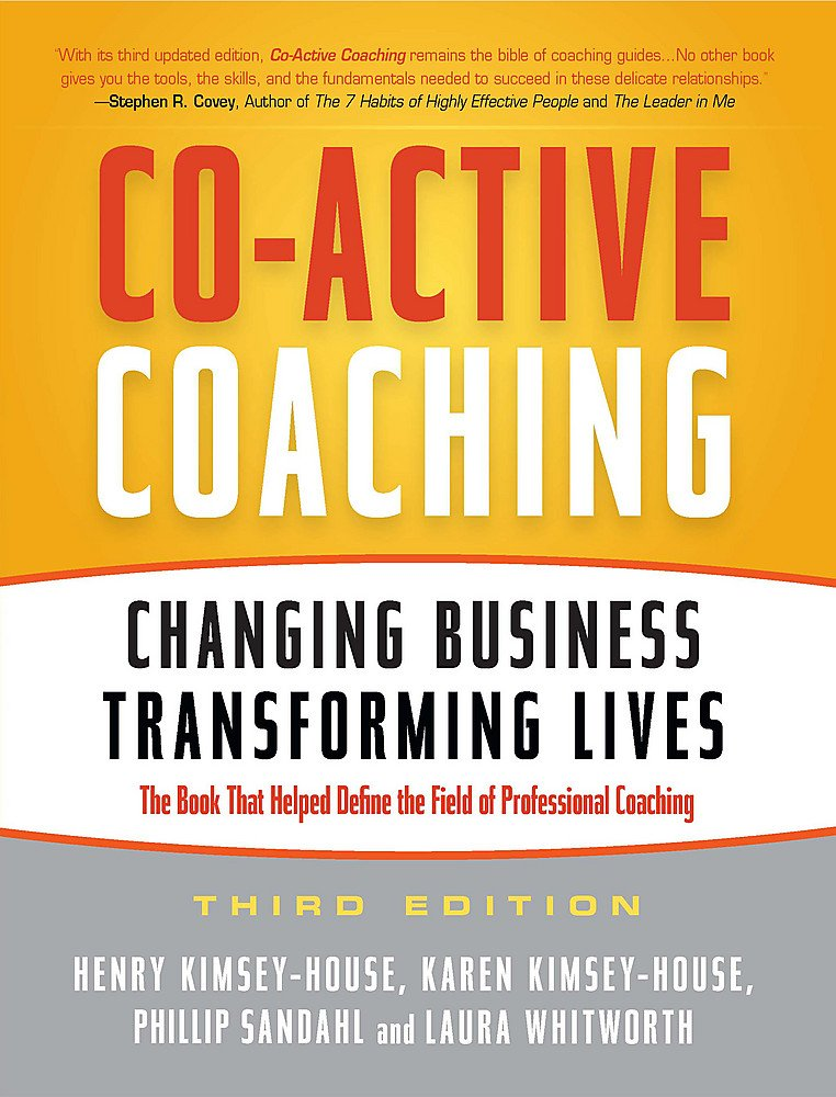 Co Active Coaching Changing Business Transforming product image