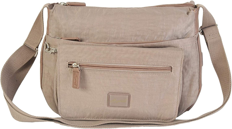 Spirit 1651 Large Lightweight Travel Crossbody Handbag 34.99 Now 29.99
