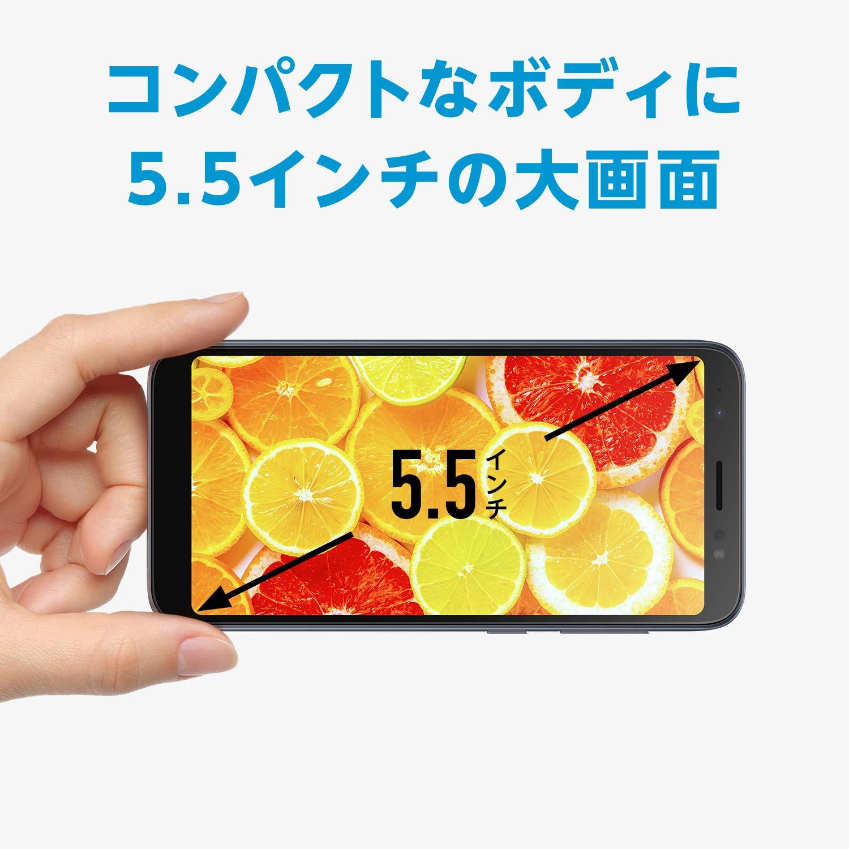 f08f81c78c Amazon | ZenFone Live (L1)【日本正規代理店品】 5.5インチ /  SIMフリースマートフォン/DSDS/トリプルスロット/ローズピンク (2GB/32GB) ZA550KL-PK32/A ...
