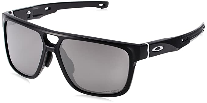 a8a2987d9b Amazon.com: Oakley Men's Crossrange Patch (A) Sunglasses,Matte Blk ...