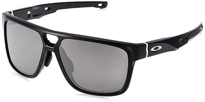 a97ab2cba1 Amazon.com: Oakley Men's Crossrange Patch (A) Sunglasses,Matte Blk ...
