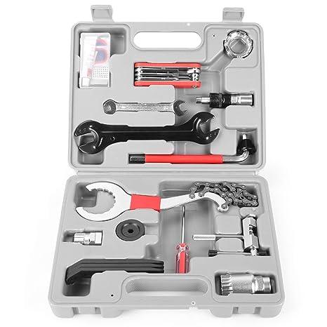 Odoland - Kit de Herramientas de reparación de Bicicletas, Todo en ...
