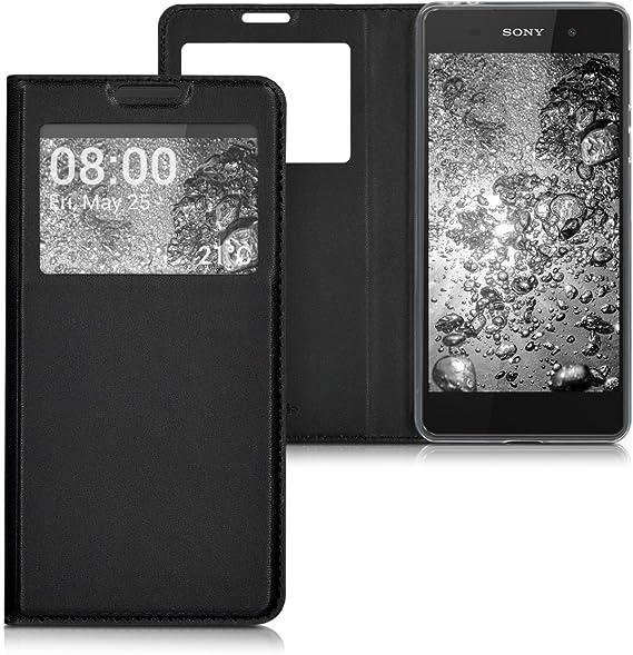 kwmobile Funda compatible con Sony Xperia E5: Amazon.es: Electrónica