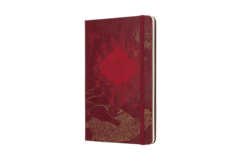 in Edizione Limitata con Spazio per Note Rosso Large Moleskine 2019 Agenda Settimanale Harry Potter 18 Mesi