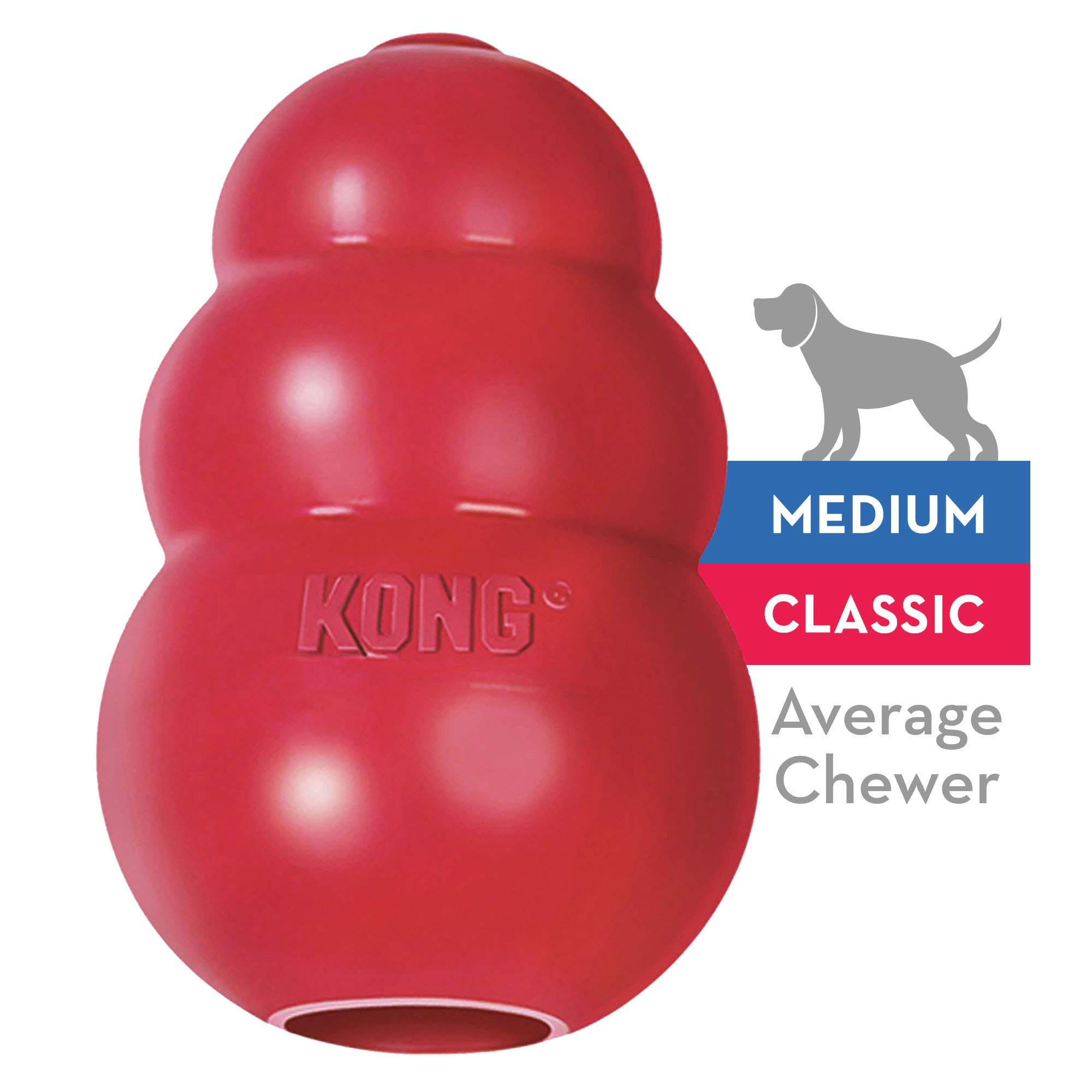 Kong JU03001 Classic M, Rojo product image