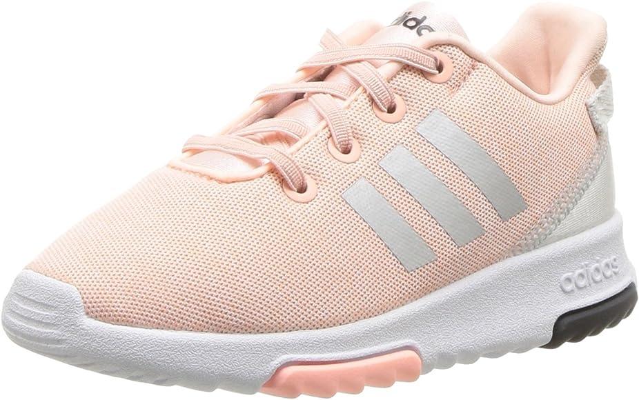5ea419e2278 Amazon.com | adidas Kids CF Racer TR Running Shoe, Haze Coral ...