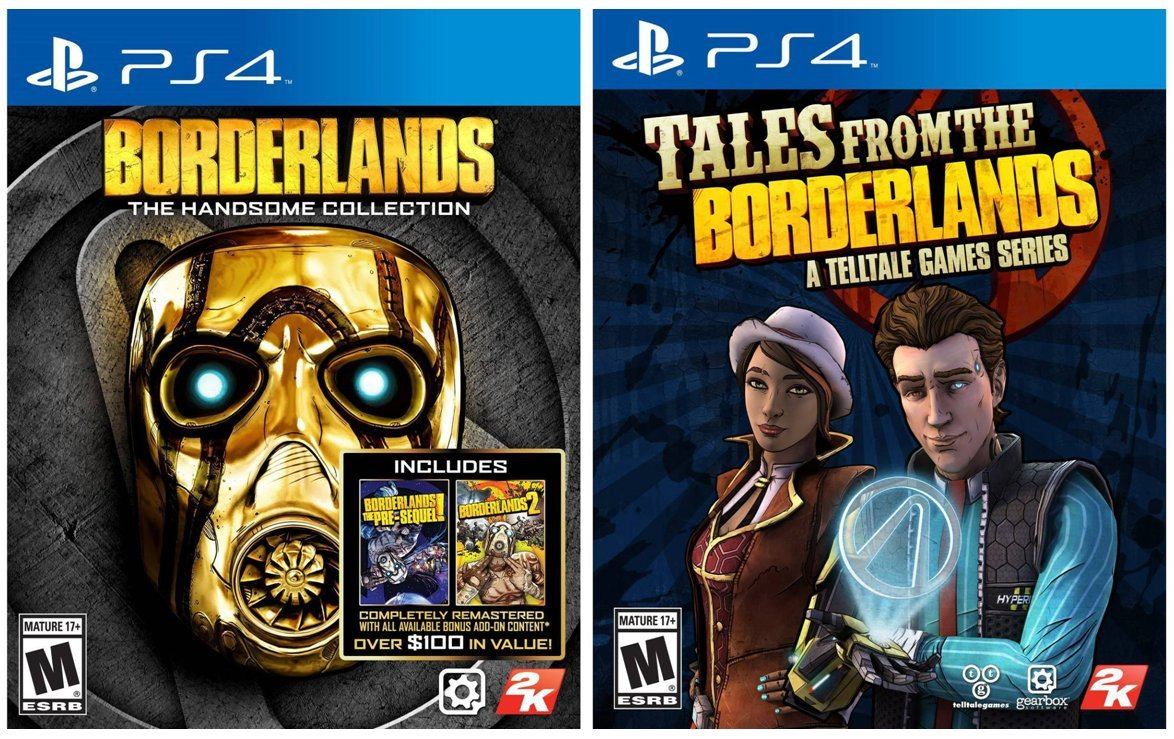 : Borderlands: The Handsome Collection Plus Tales