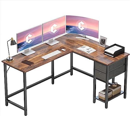Editors' Choice: Cubiker L-Shaped Computer Desk