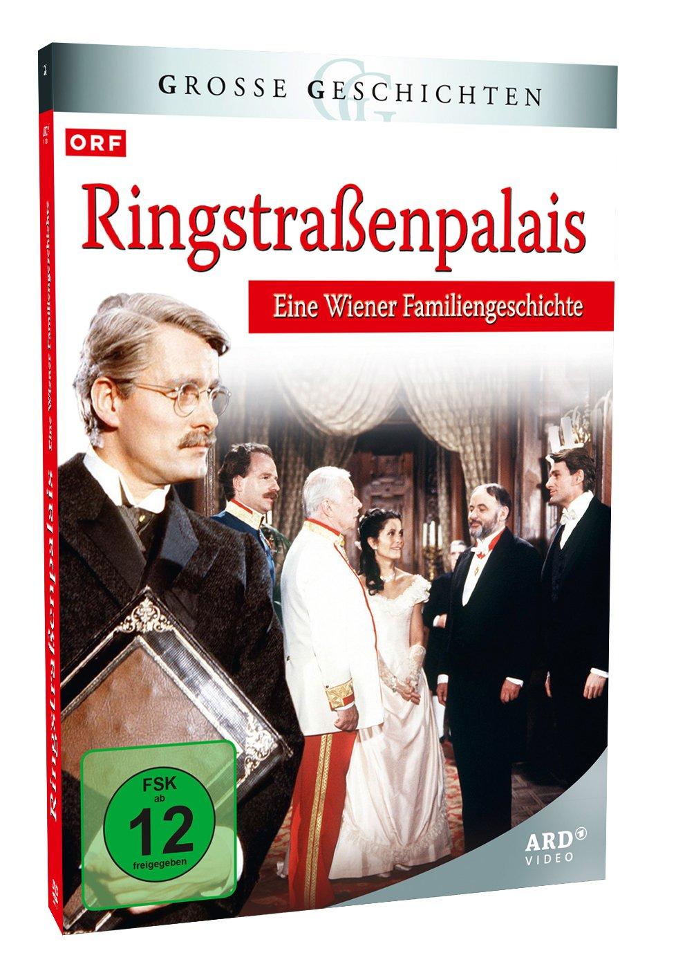 Große Geschichten Ringstraßenpalais 8 Dvds Amazonde