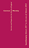 Common Worship Lectionary 2017-2018 (Common Worship: Services and Prayers for the Church of England)