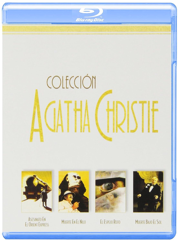 Pack Agatha Christie [Blu-ray]: Amazon.es: Varios, Varios, Varios ...