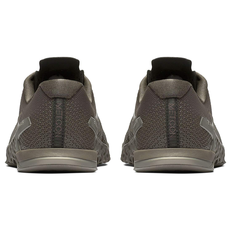 Nike Men's Metcon 4 Viking Quest Training Shoe RIDGEROCK/MTLC Pewter-Anthracite-Black 7.0 by Nike (Image #4)