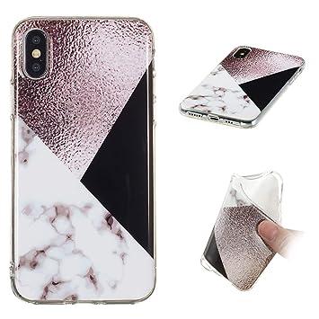 coque iphone xs geometrie