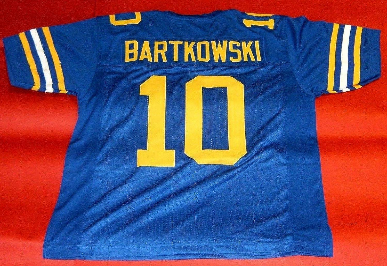 Amazon.com: STEVE BARTKOWSKI BLUE CALIFORNIA THROWBACK CUSTOM ...