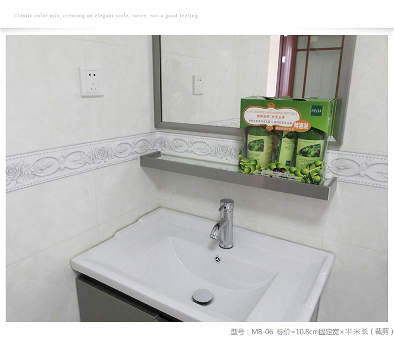 Amazon.com: 5M Self Adhesive Baseboard Waterproof Living Room ...