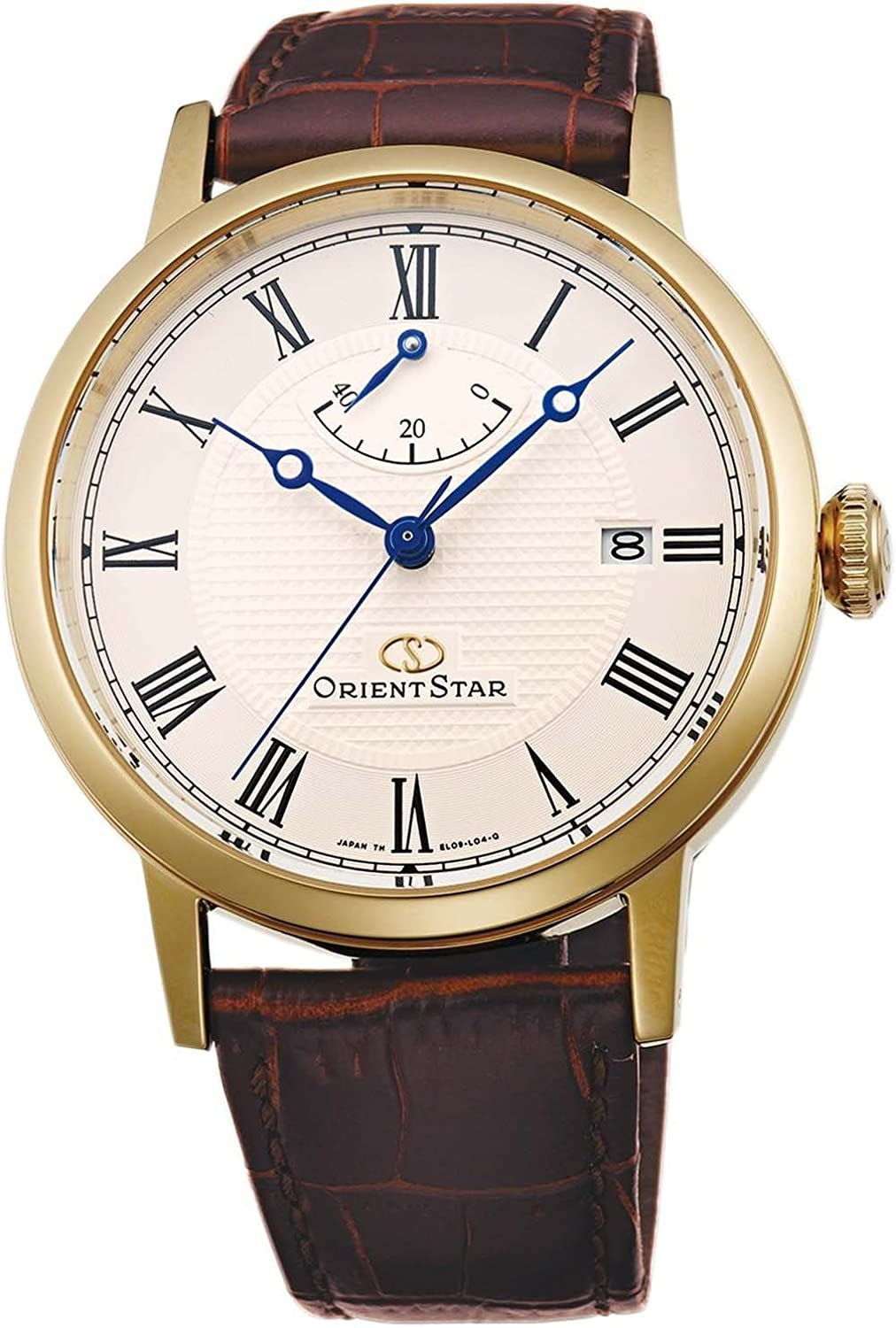 ORIENT STAR Classic Power Reserve Automatic Traditional Watch SEL09002W WZ0321EL