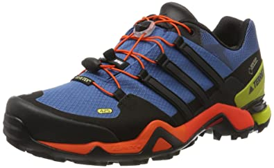 meet 605ff 1bb49 adidas Terrex Fast R GTX, Chaussures Multisport Outdoor Homme, Multicolore  Blue Core Black