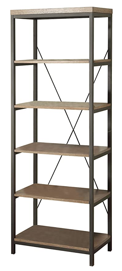 idea a small for vertical and modern wood metal book bookshelves narrow ultra storage rustic bookcase room