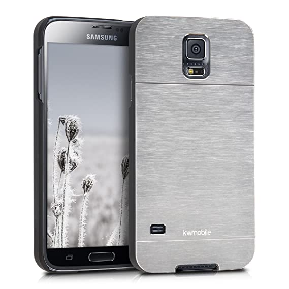 Amazon.com: kwmobile Case for Samsung Galaxy S5 / S5 Neo ...