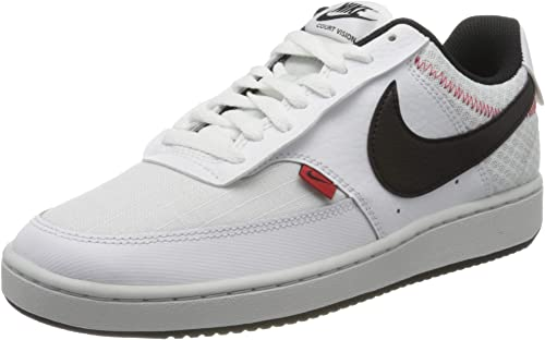nike court vision lo sneakers basses homme