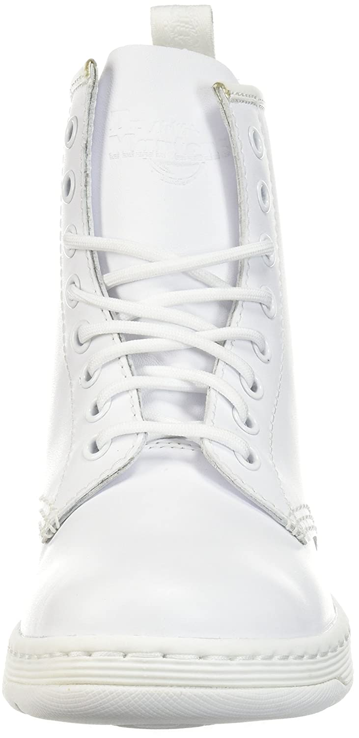 Dr. Martens Boot Newton Mono White Fashion Boot Martens B071K1WSRX 10 Medium UK (US Men's 11 US)|White d4deee