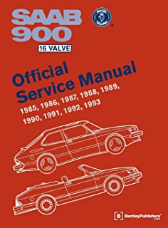 saab 900 october 1993 98 service and repair manual haynes service rh amazon com 1995 Saab 900 SE Problems Used 1995 Saab 900