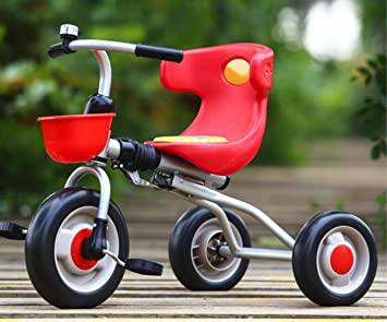 Nueva bicicleta plegable plegable del bebé de la bici del triciclo de los niños , 2