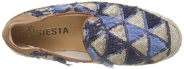 La siesta Xativa, Alpargatas para Mujer: Amazon.es: Zapatos y complementos