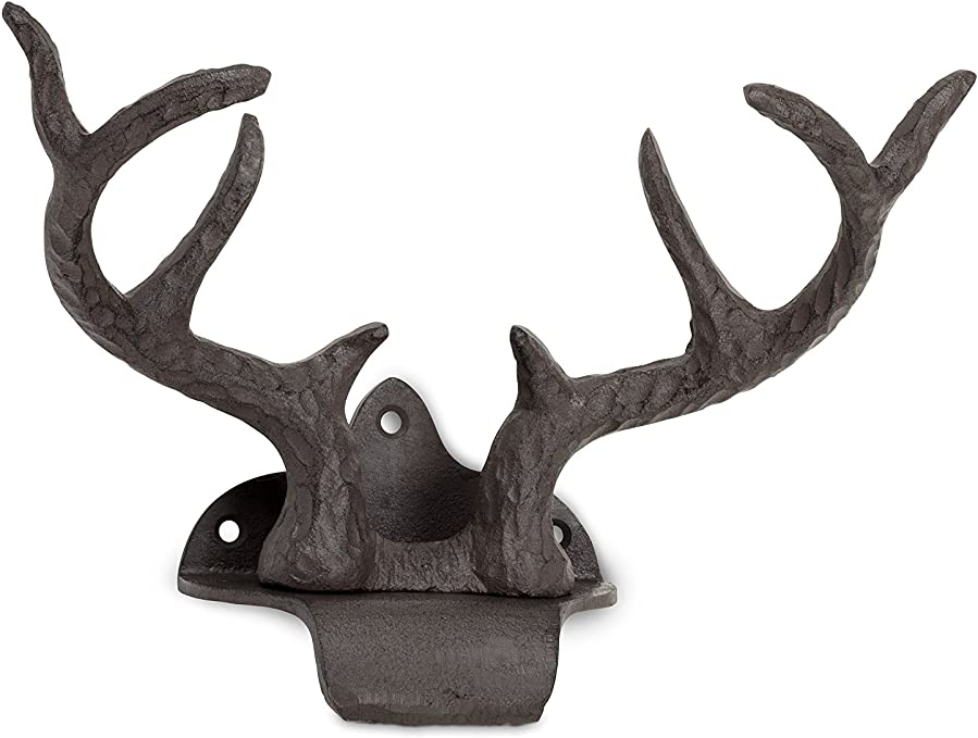Abbott Collection Cast Iron Industrial Wall Hook Small