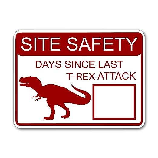Ninja Pickle Studios Señal de seguridad en el sitio - Días ...