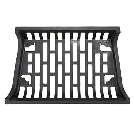Super Pinty 24 Heavy Duty Fireplace Log Grate For Outdoor Fire Place Kindling Tools Pit Wrought Iron Wood Stove Firewood Burning Rack Holder Black Home Interior And Landscaping Ologienasavecom