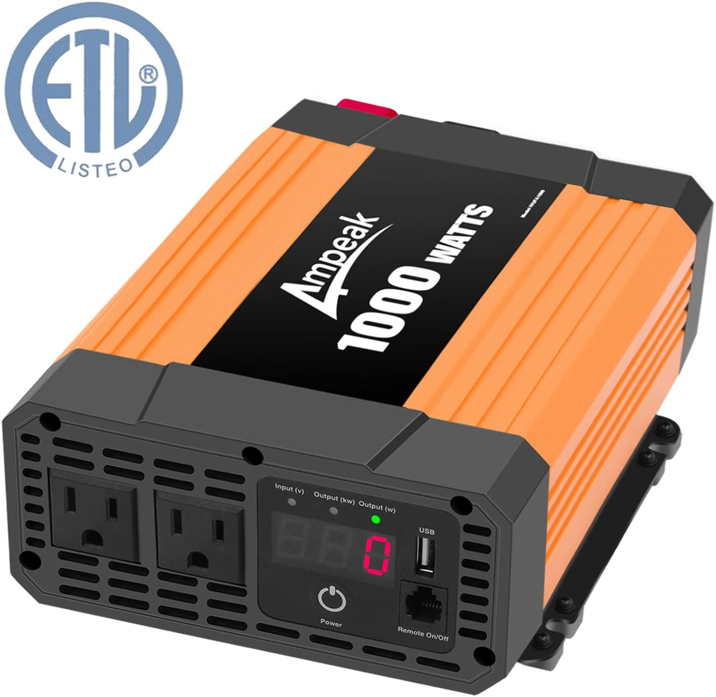 Best Safe Power Inverter For Camping