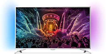 Philips - Tv led 49 49pus6501/12 uhd 4k, ambilight, wi-fi y ...