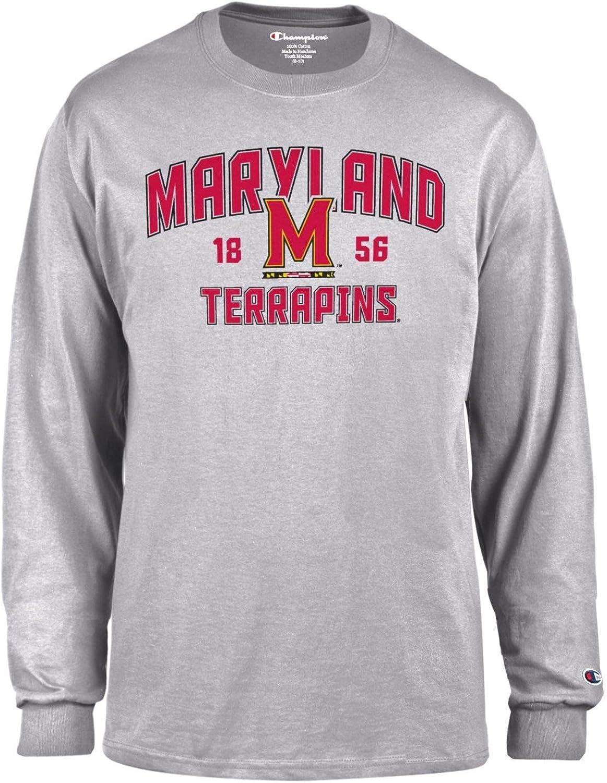 NCAA Boys NCAA Boys Long Sleeve Jersey T-Shirt