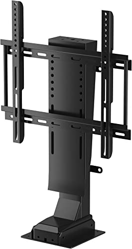 Peerless PLAV70-UNLP Universal Full-Motion Plus Wall Mount for 42 Inches to 60 Inches Displays Black with Vertical Adjust