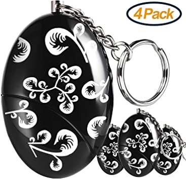 Amazon Com Personal Alarm Keychain Personal Alarms For Women