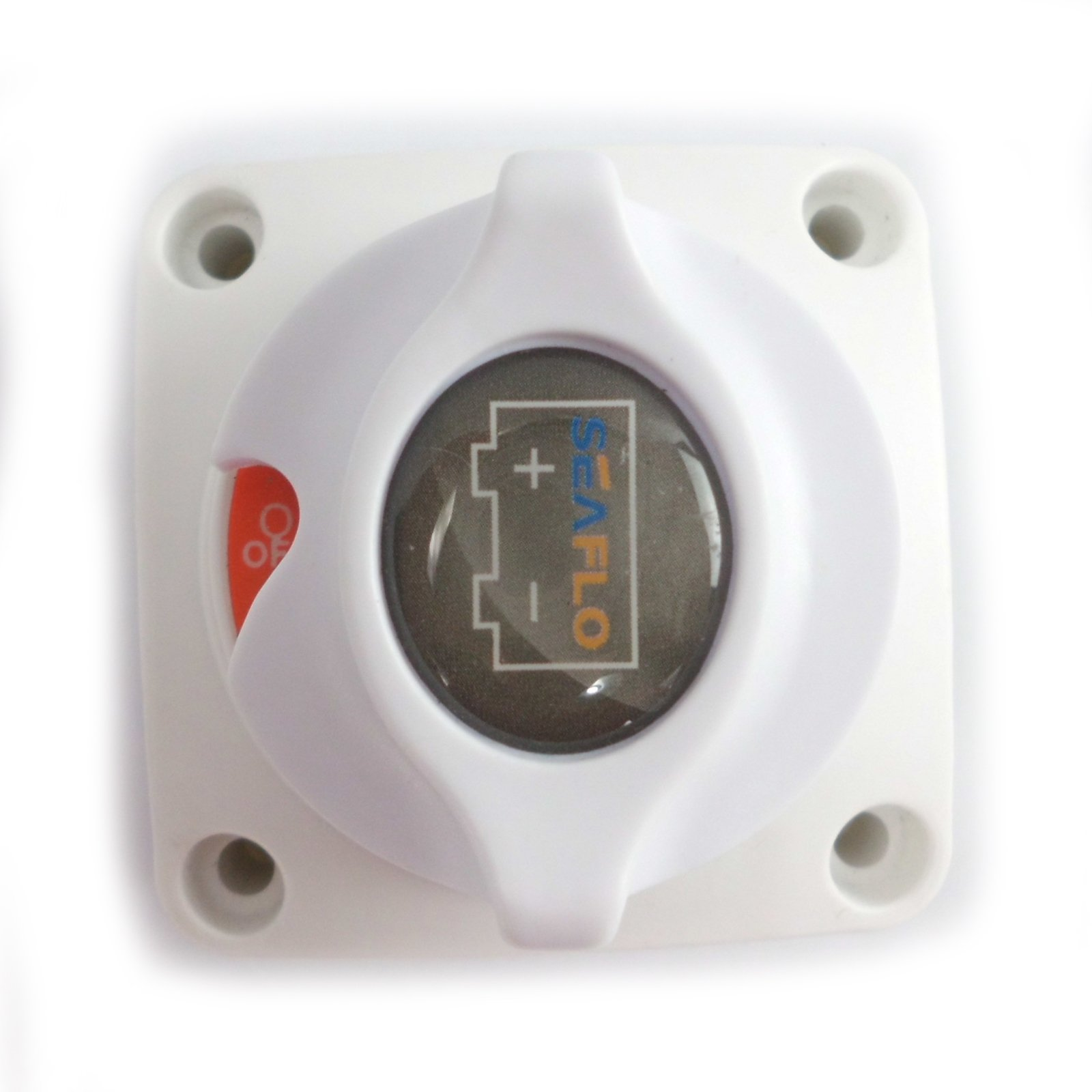 SEAFLO Boat Electrical Battery Isolator Selector Switch