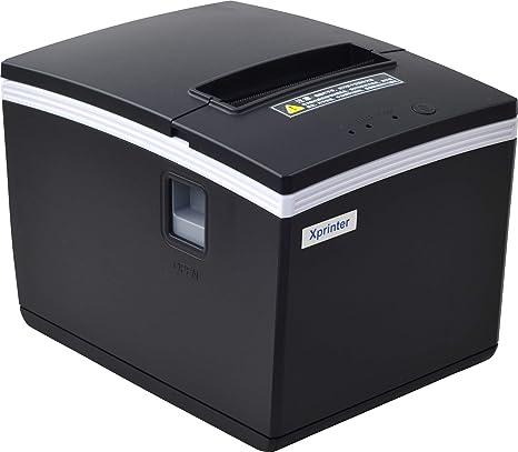 Amazon.com: Xprinter XP-N260H Impresión térmica de alta ...