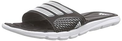 100% authentic c5c62 c53a8 adidas Performance Adipure 360 Slide, Damen Dusch-  Badeschuhe, Schwarz  (Core Black