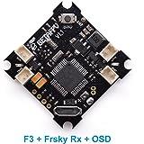 BETAFPV F3 V1.1 Brushed Flight Controller Frsky Receiver Integrated with OSD (SBUS)